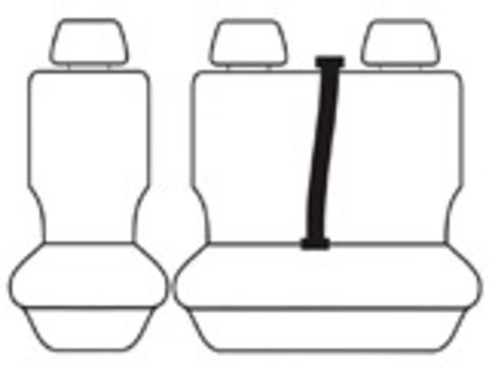 custom front seat covers ford transit van 1996