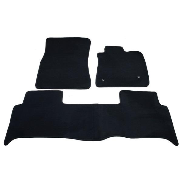 floor mats honda hr v 2015 on custom fit front rear. Black Bedroom Furniture Sets. Home Design Ideas