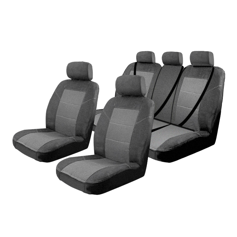 Custom Seat Covers Land Rover Discovery 4 MY10