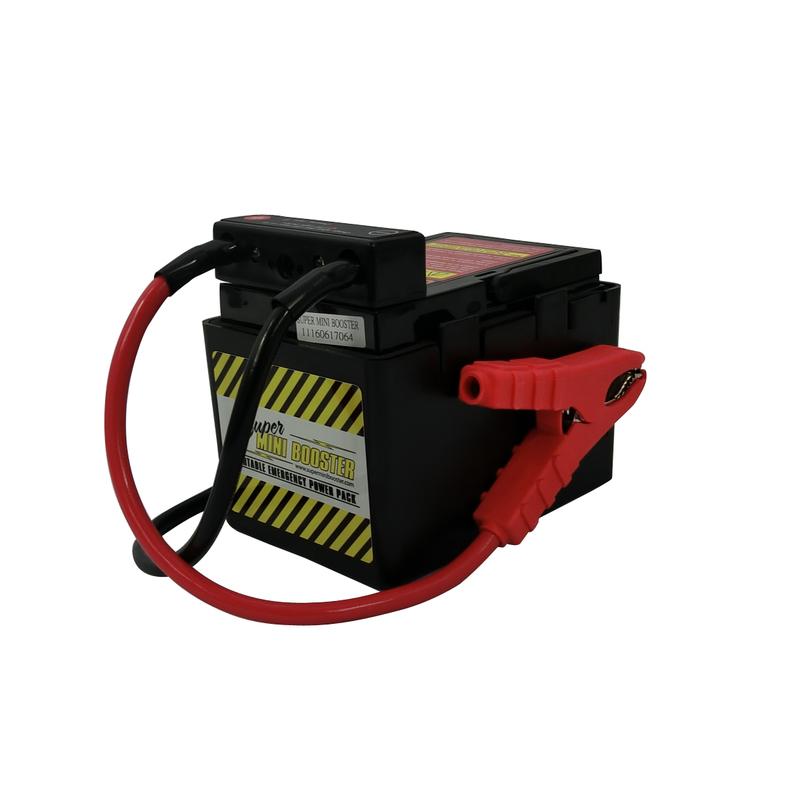 super mini booster 12 volt jump start battery power pack smbg4 ebay. Black Bedroom Furniture Sets. Home Design Ideas