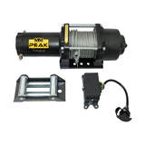 Mean Mother 4WD 3500 LB Peak 12V Electric Winch With Cable ATV EW3500