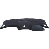 Moulded Dashmat Black CD Cruze  JG JH 5/2009 On All Models - Integrated Air Bag Flap G7201