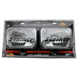 Nite Stalker 215 Series Driving Lights 4WD Square 100 Watts 2152