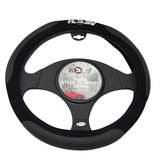 Genuine Holden HSV Steering Wheel Cover Black Suede HRT Commodore