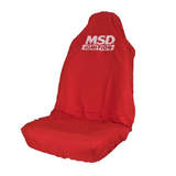 MSD Ignition Throw Over Slip On Single Seat Cover Licensed Logo Embroidery