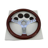 Saas Lagano Wood Sports Steering Wheel ADR Approved SW506CW