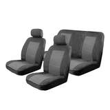 Esteem Velour Seat Covers Set Suits Citroen Xantia Hatch 1998-ON 2 Rows