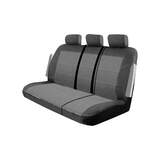 Custom Made Esteem Velour Seat Covers Mercedes Vito Van 2005-On 1 Row
