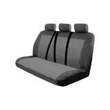 Custom Made Esteem Velour Seat Covers Mercedes Vito CDI (optional seats) Van 2009-On 1 Row