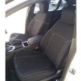 Wet Seat Neoprene Seat Covers Isuzu Dmax Gen 2 SX Dual Cab 7/2012-On