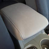 Grey Neoprene Console Cover Isuzu MU-X Gen 1 Wagon 2013-On