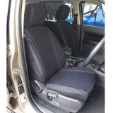 Wet Seat Neoprene Seat Covers Ford Everest UA Wagon 7/2015-On