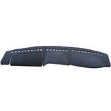Dashmat Navara D22 9/2009-On 2.5L Diesel Models Bench Seat Only D6506 Charcoal