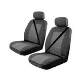 Custom Made Esteem Velour Seat Covers Subaru Leone Wagon 1981-1982 1 Row