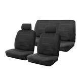 Custom Made Neoprene Seat Covers Mazda BT-50 XT / XTR Freestyle Cab 11/2011-On 2 Rows