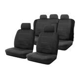 Neoprene Seat Covers Set Suits Subaru Outback 12/2014-On Custom Made 2 Rows