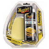 Meguiars DA Dual Action Power System Polishing / Finishing Pack G3502INT