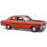 1:18 Classic Carlectables Ford XW Phase II 2 GTHO Brambles Red 18595