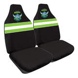 NRL Seat Covers Canberra Raiders One Pair MHNRLRAI60