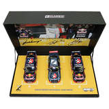 1:43 2016 Triple Eight 1-2-3 Finish Lowndes , Van Gisbergen, Whincup Podium Lockout 43670