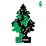 Little Tree Black Forest Car Air Freshener