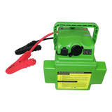 Super Mini Booster 12 Volt 80W 1200A F1 Green Jump Start Battery Power Pack