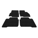 Custom Floor Mats Mitsubishi Pajero Sport QE 10/2015-On Front & Rear Rubber Composite PVC Coil