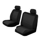 Custom Seat Covers Mazda BT-50 Single Cab XT 11/2011-On Black