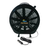 12V DC Cool Breeze Fan : Powerful But Lightweight 30cm Blades YF1212