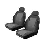 Custom Made Esteem Velour Seat Covers Ford Falcon BF XR6 FPV Ute 2007-On 1 Row