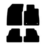 Tailor Made Floor Mats Suzuki Jimny 10/1998-On Custom Fit Front & Rear