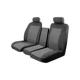 Custom Made Esteem Velour Seat Covers Ford Falcon FG XL Ute 05/2008-On 1 Row