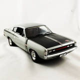 1:18 1972 E49 Mercury Silver R/T Charger Classic Carlectables 18138