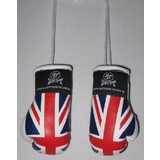 Boxing Gloves United Kingdom Union Jack One Pair
