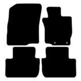 Tailor Made Floor Mats Mitsubishi Outlander 12/2012-Current Front & Rear  650-4