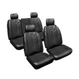 Seat Covers Set Suits Holden Trax TJ 8/2014-On Esteem Velour 2 Rows