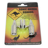 Animal Repeller Chrome Sonic Shuroo AR02