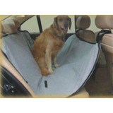 Dog Hammock Seat Cover Grey