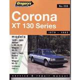 Gregorys Workshop Manual Corona XT130 1981-1983 New GR233