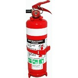 1.0Kg Fire Extinguisher 1A:20Be (Metal Bracket) FW4