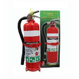 Fire Extinguisher 1.5Kg A:B:E 2A:30B:E Rechargeable Dry With Rubber Hose FW1