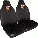 AFL Seat Covers Brisbane Lions Size 60