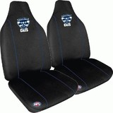 AFL Seat Covers Geelong Cats Size 60