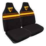 AFL Seat Covers Hawthorn Size 60