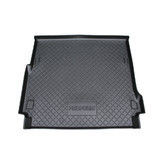 Custom Moulded Rubber Boot Liner Landrover Discovery IV  2009-Current Cargo Mat