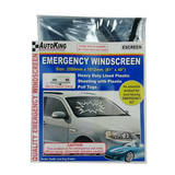 Emergency Windscreen For Cars/4x4/Caravan Towing New