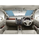 Accordian Interior Windscreen Blind 48cm Height ASB48