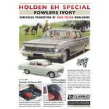 1:18 Classic Carlectables EH Special Holden Fowlers Ivory 18402
