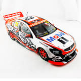 1:18 James Courtney 2014 HRT Holden VF Commodore Classic Carlectables 18559