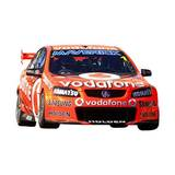 1:18 Classic Carlectables 2012 Bathurst Winner Jamie Whincup Dumbrell Vodafone Ve Ii